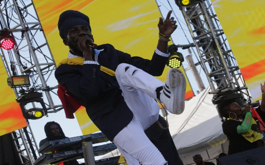 Sizzla, Beenie and Jah B among top acts for concert