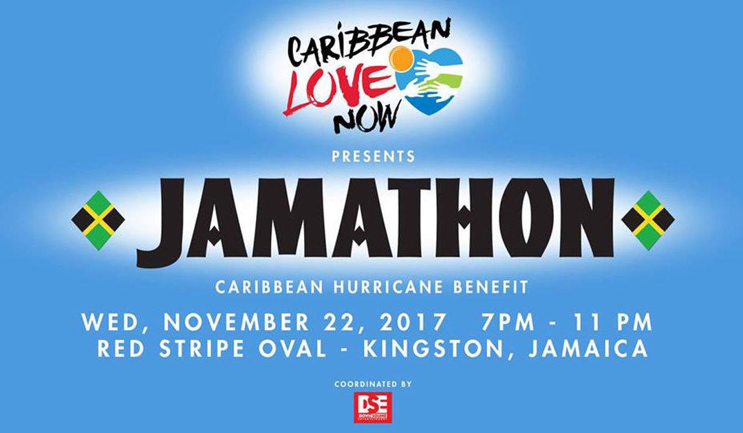 JAMATHON: Live from Jamaica! All-Star Benefit Concert