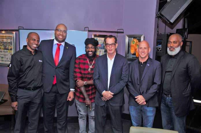 Joe Bogdanovich launches Caribbean Love Campaign