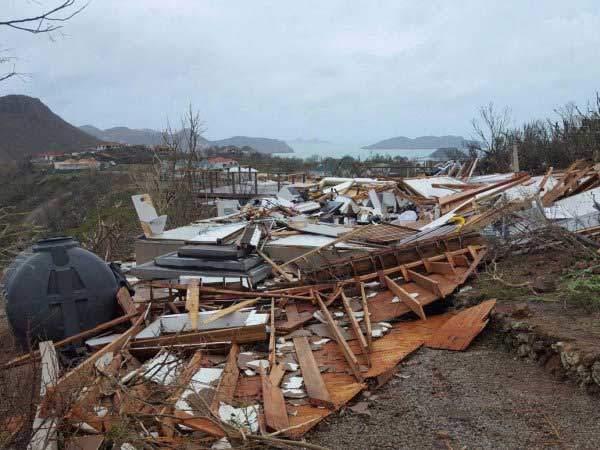 Irma's destruction: island by island: Antigua and Barbuda